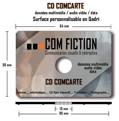 CD Rom - creation site internet