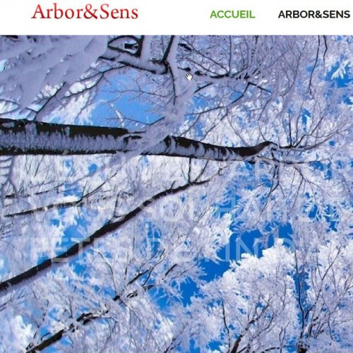 ARBOR&SENS - creation site internet